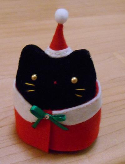 ねこのお手玉 クリスマス
