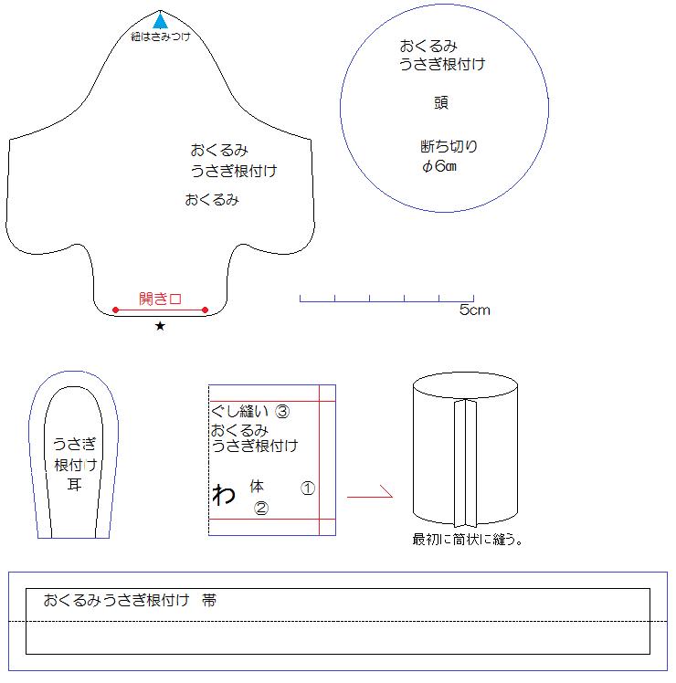 おくるみ_うさぎ型紙.png
