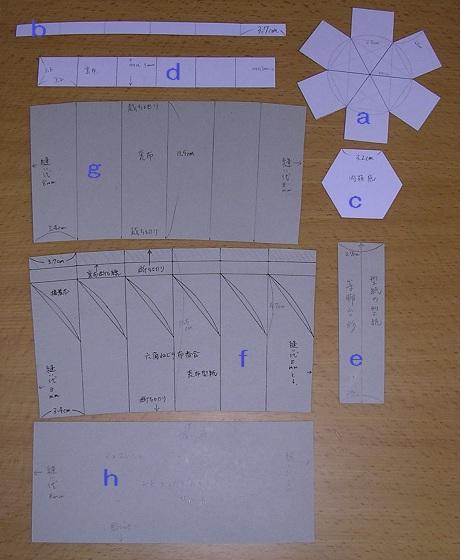 六角ねじり布香合の型紙.JPG
